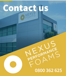 Contact Nexus Performance Foams